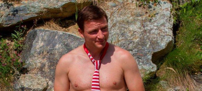 Vladimír Šmicer se i několik let po skončení kariéry udržuje v dobré kondici.