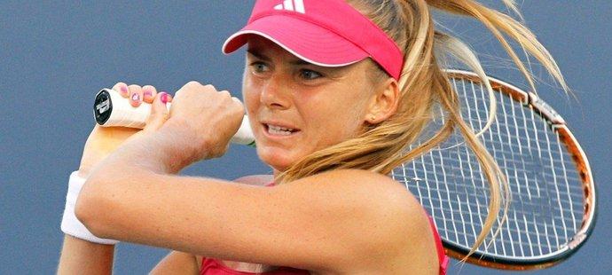 Další kráska okruhu WTA. Slovenka Daniela Hantuchová