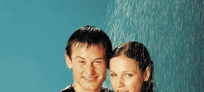 Tomáš Rosický s Radkou Kocurovou je už 11 let. Teď se vzali...