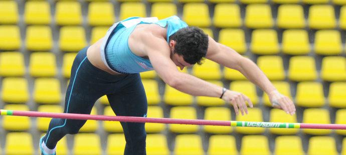 Jan Kudlička prošel na moskevském šampionátu kvalifikací