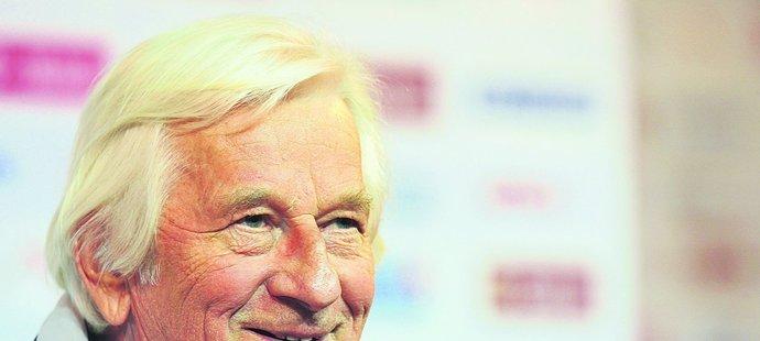 Karel Brückner už má jasno o sestavě svého i švýcarského týmu
