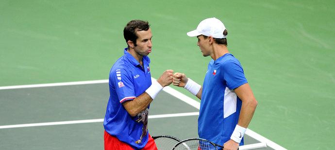 Čeští tenisté budou hrát s Německem v Hannoveru