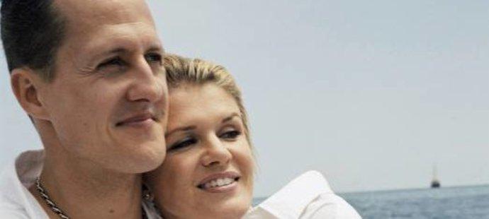Čeká Corinnu s Michaelem ještě šťastná budoucnost? Jeho manželka věří, že ano