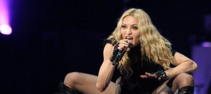 Madonna samozřejmě šokovala i v Cardiffu