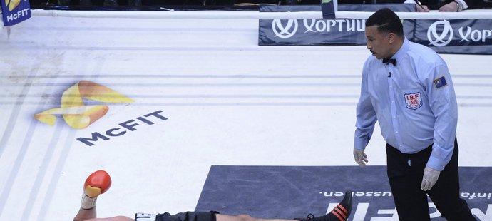 Pro Kubrata Puleva skončil zápas už v pátém kole
