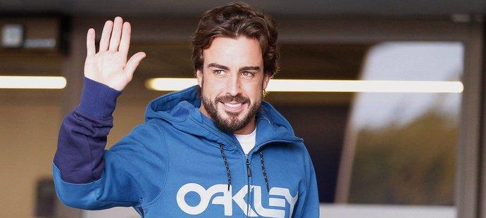 Alonso se na startovním roštu první Velké ceny roku 2015 neobjeví.