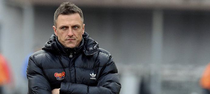Trenér Dukly Luboš Kozel si netradiční start přípravy nemohl vynachválit