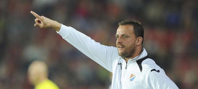 Martin Svědík je jedním z kandidátů na trenéra Liberce