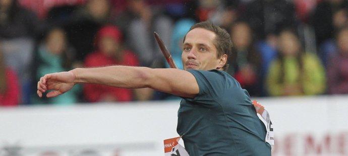 Vítězslav Veselý předvedl na Diamantové lize skvělý výkon (archivní foto)
