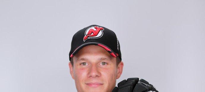 Pavla Zachu si na draftu NHL vybralo New Jersey