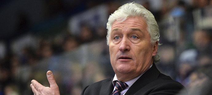 Miloš Říha povede hokejisty bratislavského Slovanu