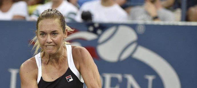 Koukalová stále na US Open nepřidala žádnou výhru.