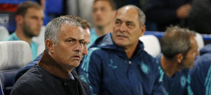 Mourinhovým chováním se začala zabývat Fotbalová asociace.