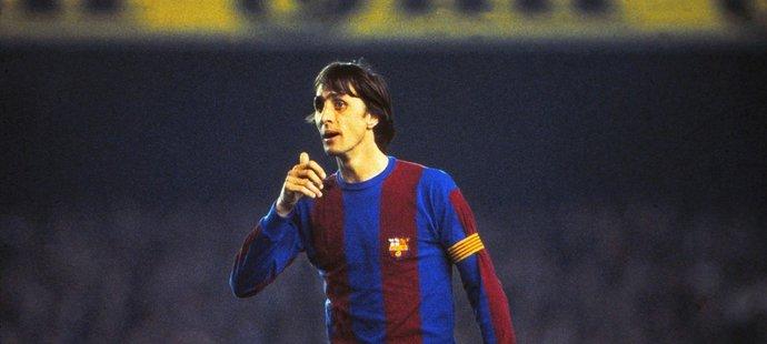 Barvy Barcelony hájil v letech 1973-1978.