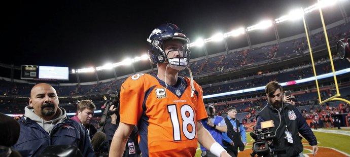 Těžko říct, jak Manninga jeho rekord zahřál.