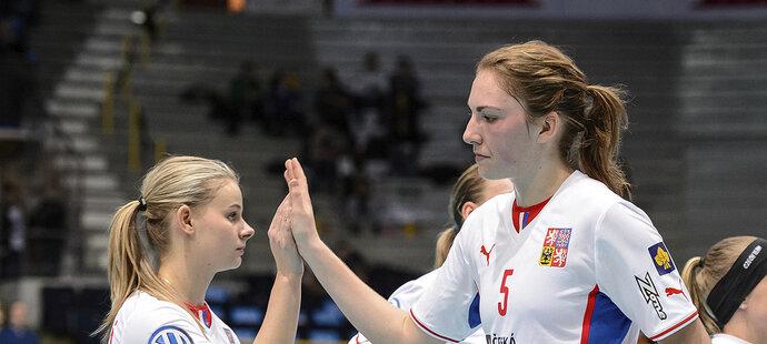 Gól Elišky Krupnové na 4:5 v zápase o bronz se Švýcarkami byl posledním, který Češky na MS vstřelily