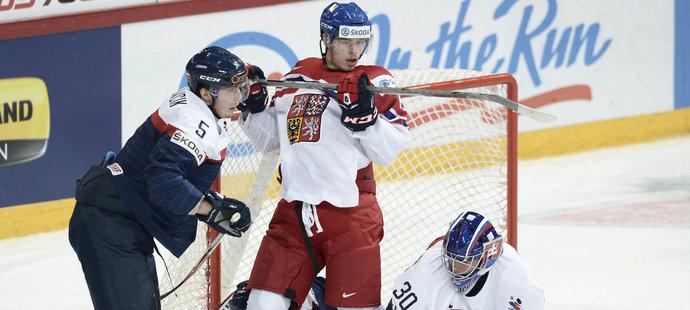 Dominik Lakatoš vstřelil proti Slovensku druhý gól