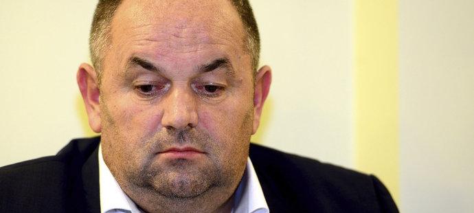 Předseda FAČR Miroslav Pelta hovořil o samostatnosti Synot ligy