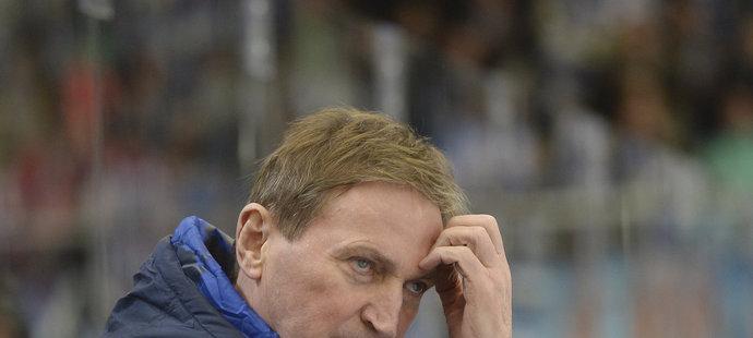 Trenér Komety Alois Hadamczik v Kometě Brno rezignoval