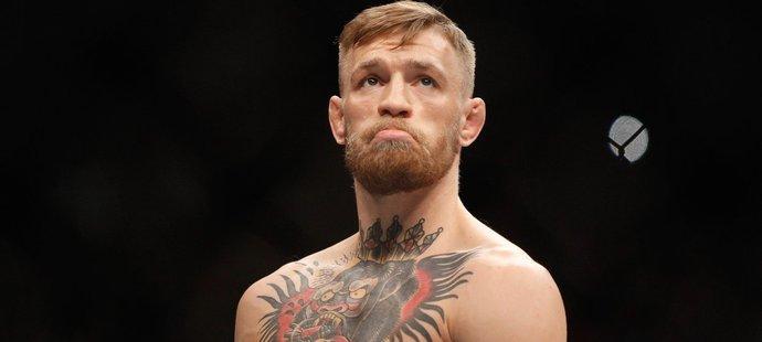 Co znamenají McGregorova tetování? Gorila jí lidské srdce ...