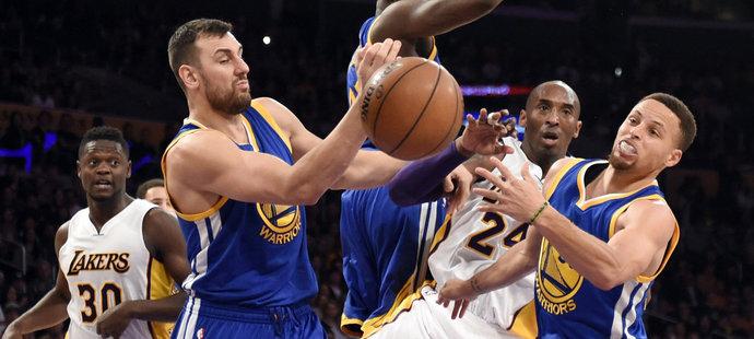 Lakers šokovali, výhra nad Golden State se nečekala