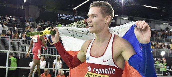 Pavel Maslák obhájil titul halového mistra světa