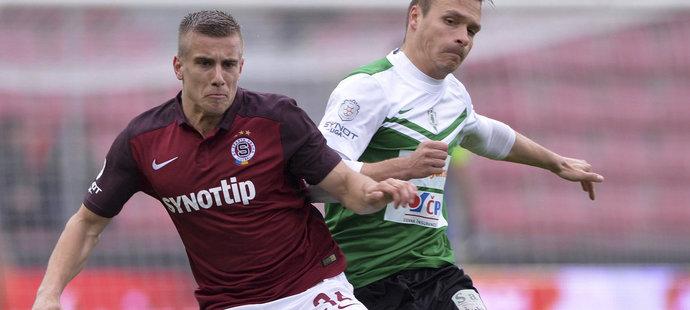 Milan Piško v souboji se Stanislavem Teclem