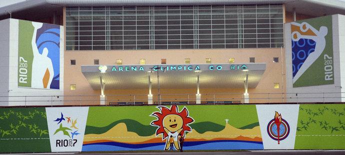 HSBC Arena v Riu byla i součástí Pan American Games v roce 2007