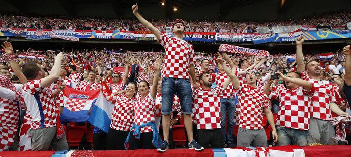 Fanoušci Chorvatska