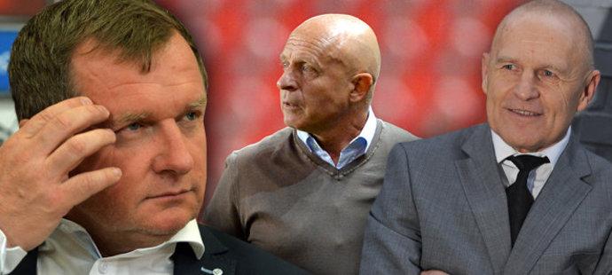Kdo nahradí na lavičce národního týmu Pavla Vrbu?