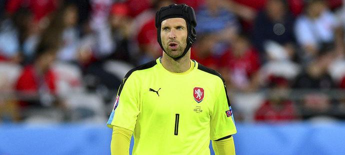 Poslední zápas odehrál Petr Čech na EURO ve Francii proti Turecku