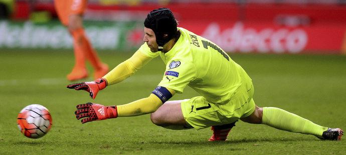 V kvalifikaci o EURO 2016 dokázal Čech s týmem dvakrát porazit Nizozemsko