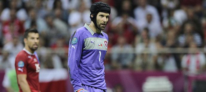 Na EURO 2012 vyřadilo český tým ve čtvrtfinále Portugalsko