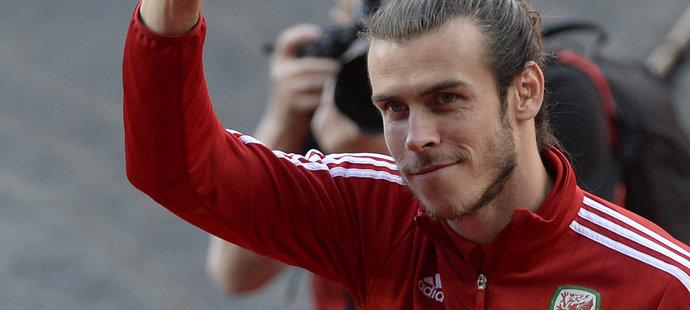"""""""Je to neuvěřitelné, na tohle přivítání nikdy nezapomenu,"""" citovala agentura Reuters největší velšskou hvězdu Garetha Balea."""