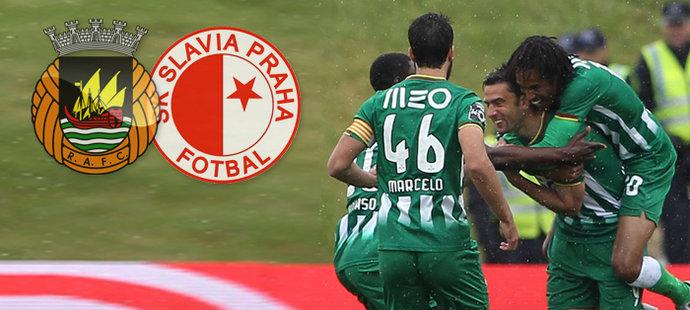 Fotbalisté Slavie narazí ve 3. předkole Evropské ligy na portugalské Rio Ave