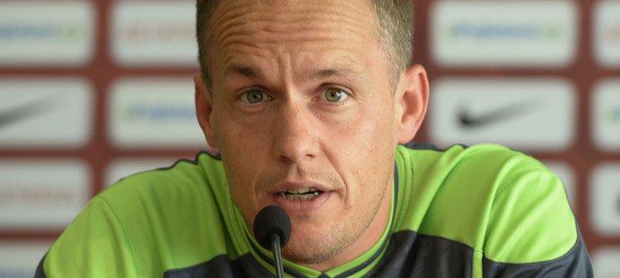 Trenér dánského klubu Sönderjyske Jakob Michelsen