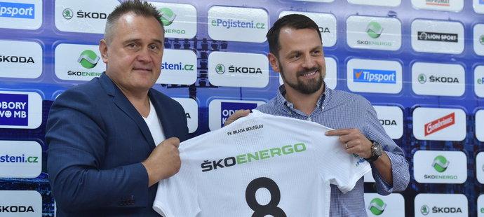 Záložník Marek Matějovský odešel na roční hostování ze Sparty do Mladé Boleslavi
