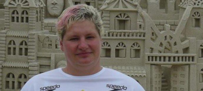 Běla Třebínová vybojovala pro Českou republiku první medaili z paralympiády