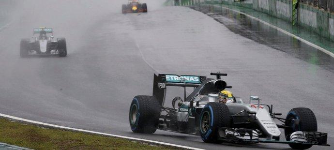Podmínky pro závod byly opravdu mizerné