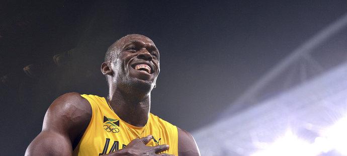 Usain Bolt už závody na 200 metrů běhat nebude