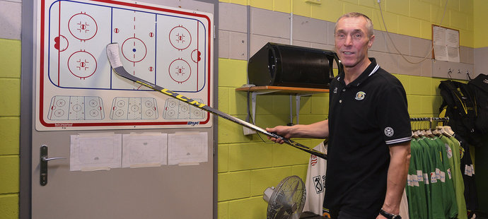 Jan Tlačil vyznává pozitivní přístup k hráčům