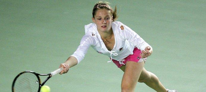 Anna Čakvetadzeová měla přes sebou fantastickou kariéru