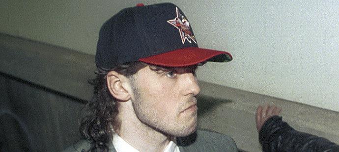 Jaromír Jágr na MS 1994.