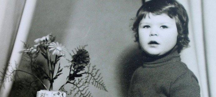 Jaromír Jágr v dětství
