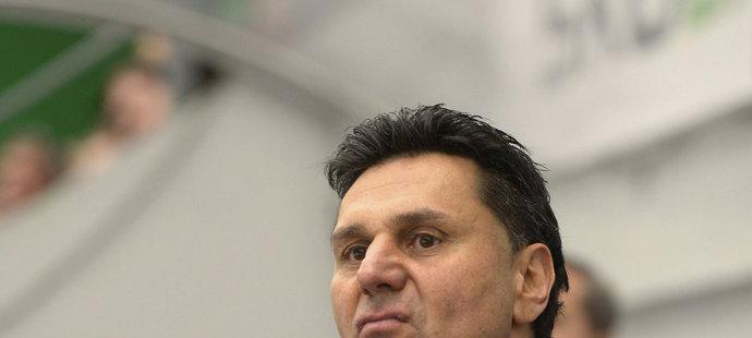 Vladimír Růžička se jako první trenér dostal na hranici 1000. odkoučovaných zápasů