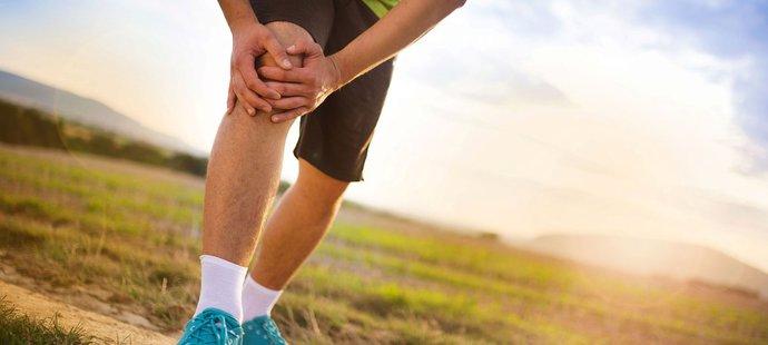 Mezi během po silnici a v terénu jsou obrovské rozdíly na všech frontách, a to včetně nejčastějších zranění.