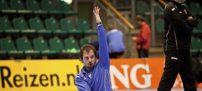 Oblíbený fyzioterapeut futsalového týmu Vladimír Mikuláš bojuje s ALS