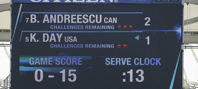 V kvalifikačních bojích na US Open se budou testovat nová pravidla