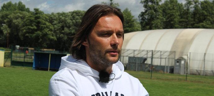 Marek Jankulovski zavzpomínal na povedené trefy své kariéry