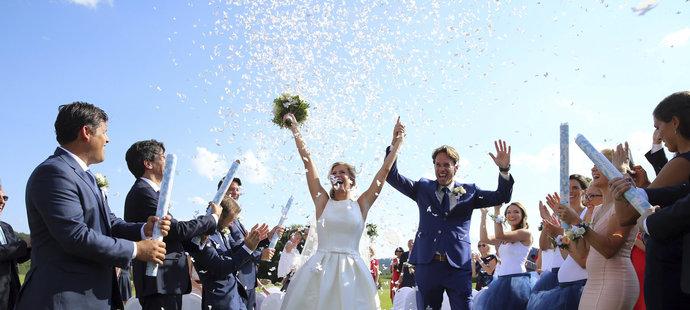 Euforie! Zamilovaní Andrea a Fabrizio prožívali nezapomenutelné chvilky naplno!